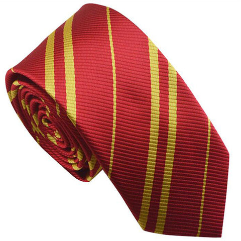 Striped Tie 4 colors school ties for Cosplay