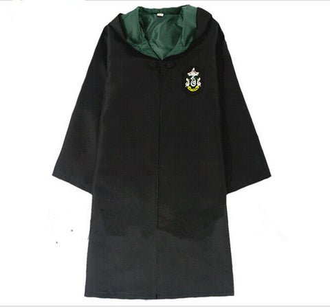 Wholesale cosplay robe Harry Potter magic role playing Harry gryffindor uniform costumes unisex high quality four color cosplay