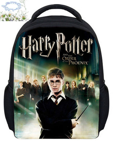 Harry Potter Backpack Mochila Masculina