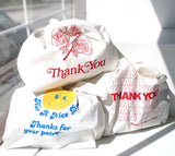 Thank You Thank You | Gratitude Grocery Bags