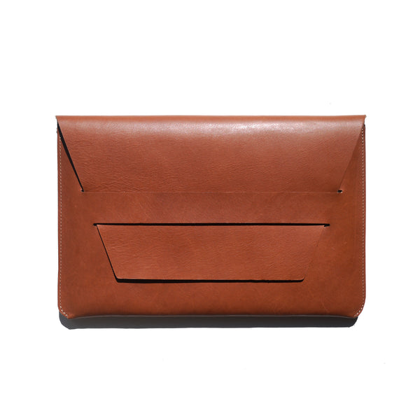 PORTFOLIO LAPTOP CASE | TAN