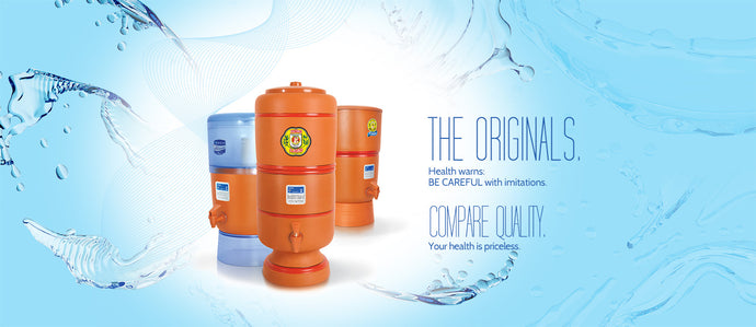 The Brazilian Clay Water Filter is Considered The Best in the World