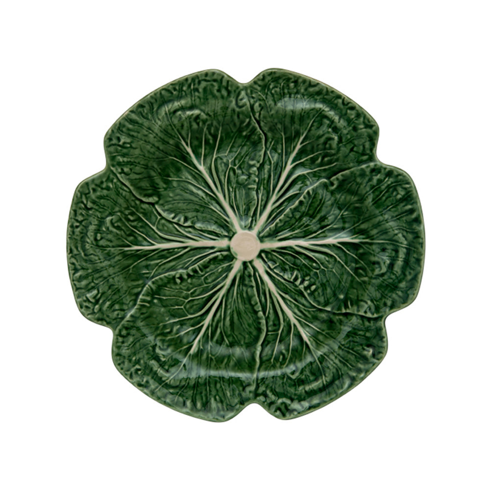 Bordallo Pinheiro Cabbage Charger Plate 30,5 - Set of 4