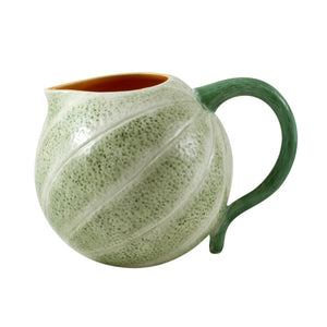 Bordallo Pinheiro Melon Pitcher