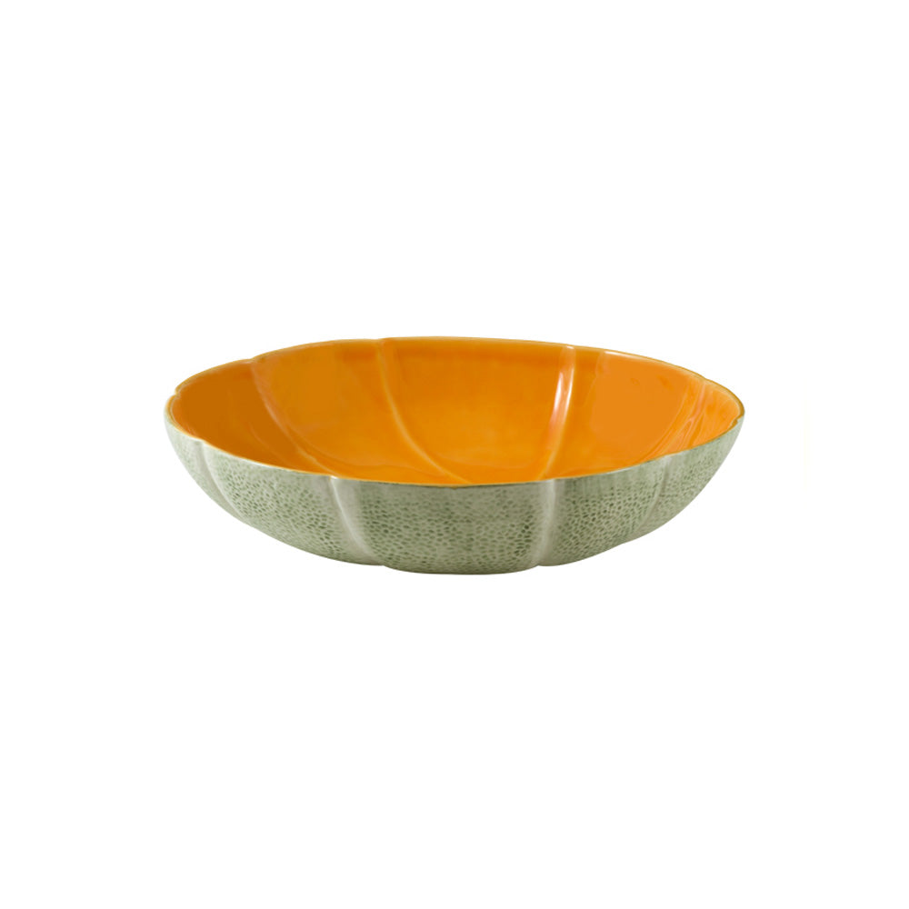 Bordallo Pinheiro Melon Fruit Bowl 34