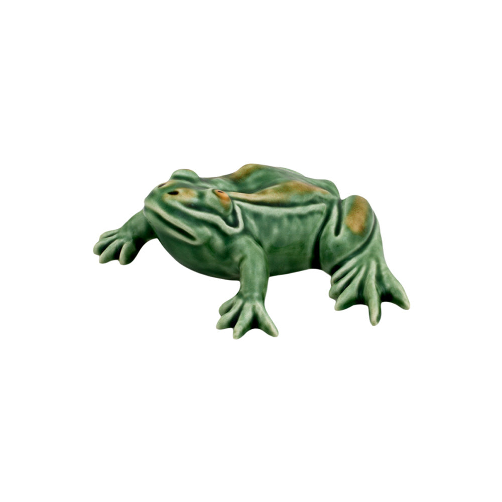 Bordallo Pinheiro Fish and Shellfish Decorative Small Frog 13