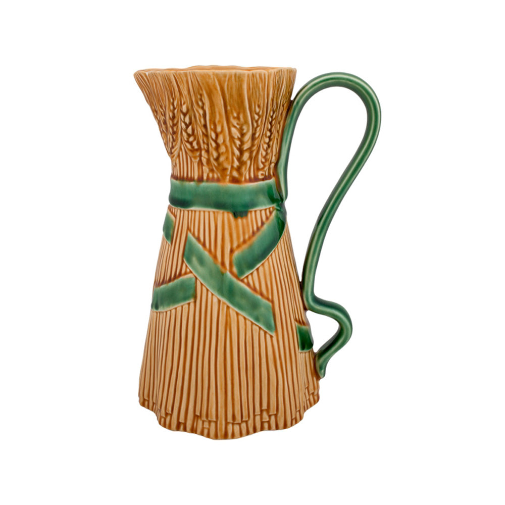 Bordallo Pinheiro Wine Pitcher Spike