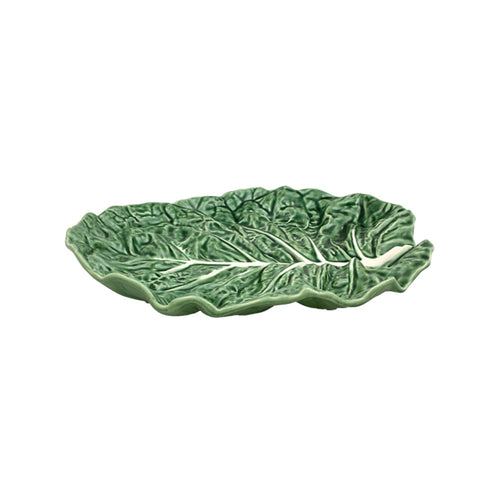 Bordallo Pinheiro Cabbage Fruit Platter 37