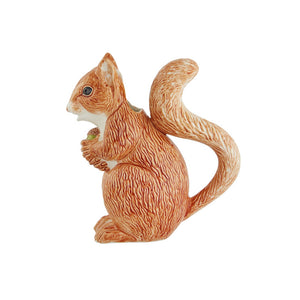 Bordallo Pinheiro Wine Pitcher Squirrel