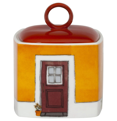 Vista Alegre Soul of Lisbon Porcelain Sugar Bowl