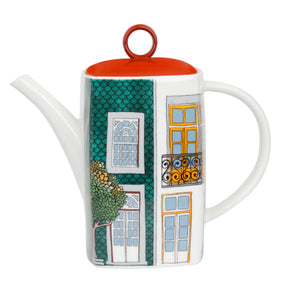Vista Alegre Soul of Porto Porcelain Coffee Pot