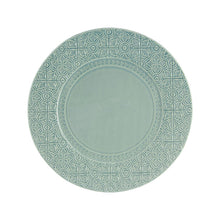 Load image into Gallery viewer, Bordallo Pinheiro Rua Nova Charger Plate 34 Morning Blue - Set of 2