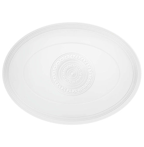 Vista Alegre Porcelain Ornament Small Oval Platter