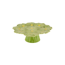 Load image into Gallery viewer, Bordallo Pinheiro Maria Flor Large Cake Stand 37