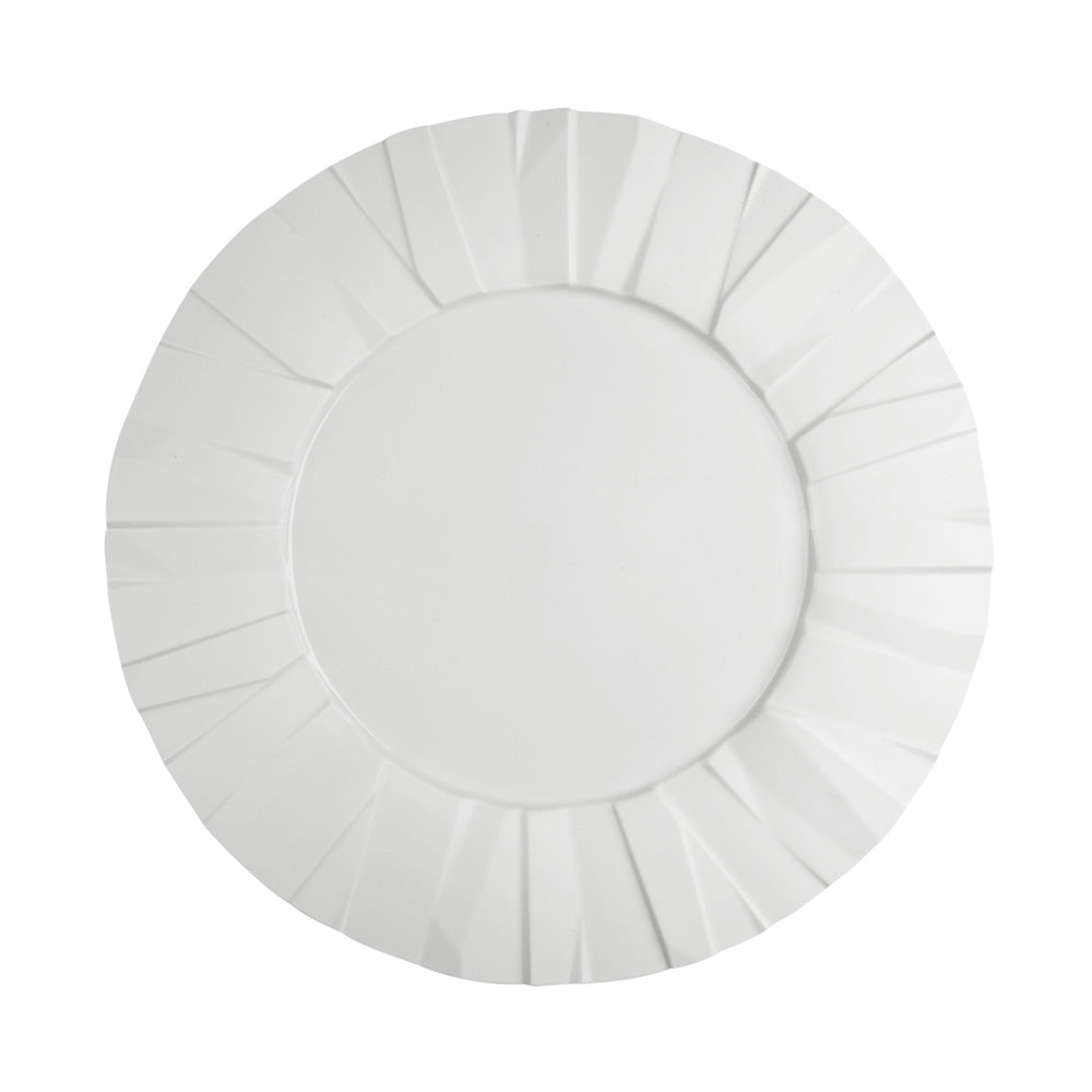Vista Alegre Porcelain Matrix Dinner XL Plate - Set of 4