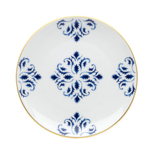 Vista Alegre Porcelain Transatlântica Bread & Butter Plate - Set Of 4