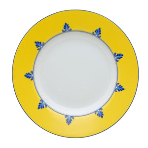 Vista Alegre Porcelain Castelo Branco Soup Plates - Set of 4