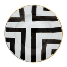 Load image into Gallery viewer, Vista Alegre Porcelain Sol Y Sombra Soup Plate By Christian Lacroix - Set of 4