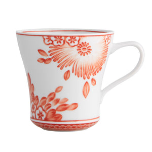 Vista Alegre Porcelain Coralina Mug - Set of 4