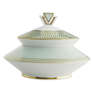 Vista Alegre Porcelain Diva Decorative Box
