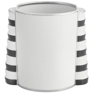 Vista Alegre Porcelain Flapper Ice Bucket