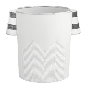 Vista Alegre Porcelain Flapper Wine Cooler