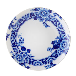 Vista Alegre Porcelain Blue Ming Dessert Plate - Set of 4