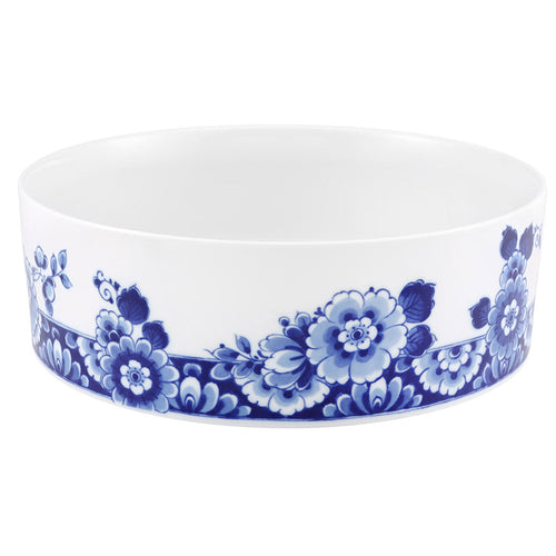 Vista Alegre Porcelain Blue Ming Large Salad Bowl