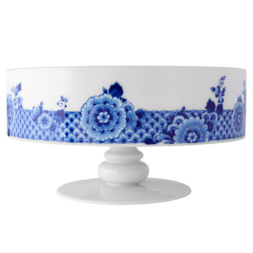 Vista Alegre Porcelain Blue Ming Fruit Bowl