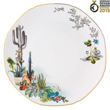 Load image into Gallery viewer, Vista Alegre Porcelain Rêveries Dinner Plate By Christian Lacroix - Set of 4