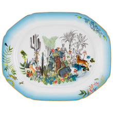 Load image into Gallery viewer, Vista Alegre Porcelain Rêveries Large Platter By Christian Lacroix