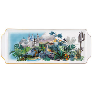 Vista Alegre Porcelain Rêveries Tart Tray By Christian Lacroix