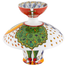 Load image into Gallery viewer, Vista Alegre Porcelain Mariinsky Vase Ballerina