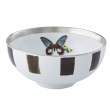 Load image into Gallery viewer, Vista Alegre Porcelain Sol Y Sombra Soup Bowl By Christian Lacroix - Set of 4