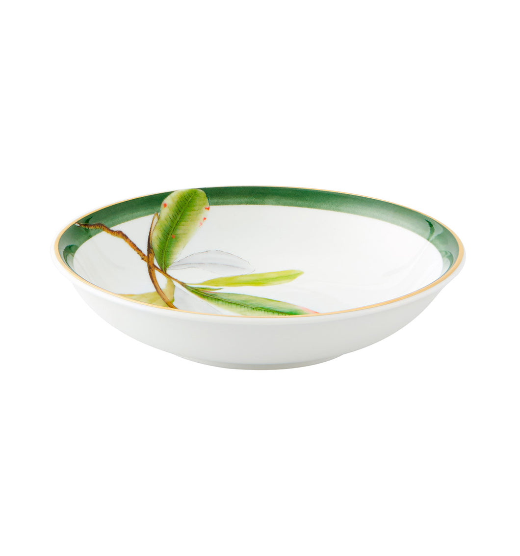 Vista Alegre Amazonia Porcelain Medium Shallow Bowl