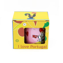 Load image into Gallery viewer, I Love You Traditional Portuguese Ceramic Mug