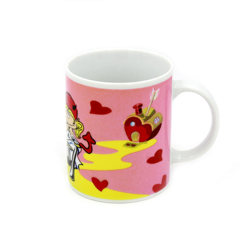 I Love You Traditional Portuguese Ceramic Mug