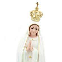 "15"" Our Lady Of Fatima Virgin Mary Religious Statue #1023"