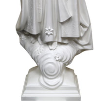 Load image into Gallery viewer, 40 Inch Outdoor Garden Our Lady Of Fatima Statue Made in Portugal Figurine 1038R