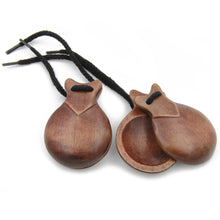 Load image into Gallery viewer, Semi-professional Jale Flamenco Spanish Castanets 105 N. 5 Castañuelas