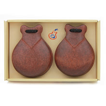 Load image into Gallery viewer, Semi-Professional Jale Flamenco Spanish Castanets 105 N. 8 Castañuelas