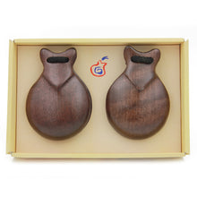 Load image into Gallery viewer, Semi-professional Jale Flamenco Spanish Castanets 107 N. 5 Castañuelas