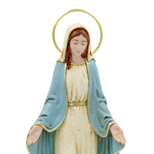 "Load image into Gallery viewer, 12"" Hand-painted Our Lady of Graces Religious Figurine Statue"