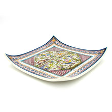 Load image into Gallery viewer, Coimbra Ceramics Hand-painted Hanging Decorative Plate XVII Century Recreation #188/3