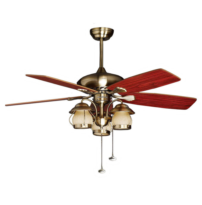 Topow 48YFT-1025 48 Inch Ceiling Fan 220-230 Volts 50Hz Export Only