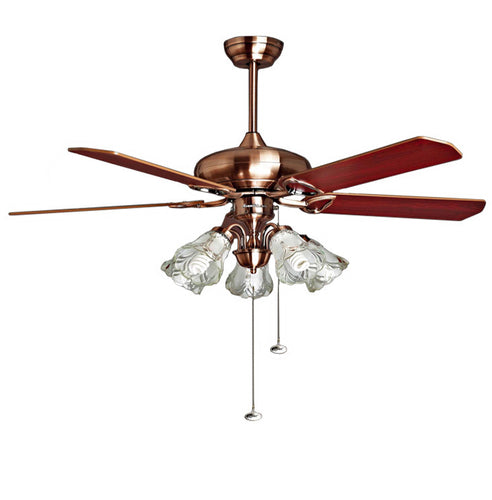 Topow 52YFA-005 52 Inch Ceiling Fan 220-230 Volts 50Hz Export Only