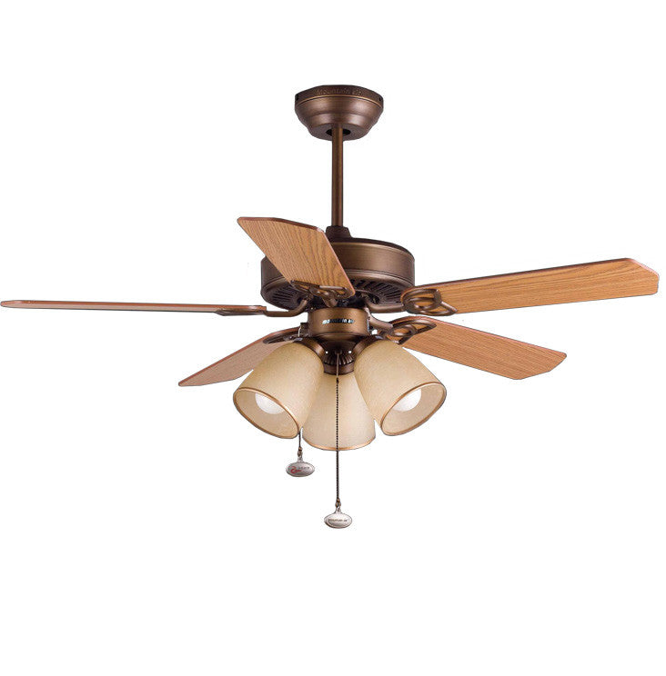 Topow 42YOF-3044 42 Inch Ceiling Fan 220-230 Volts 50Hz Export Only