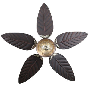 Topow 52YFT-1098 52 Inch Ceiling Fan With Remote Control 220-230 Volts 50Hz Export Only