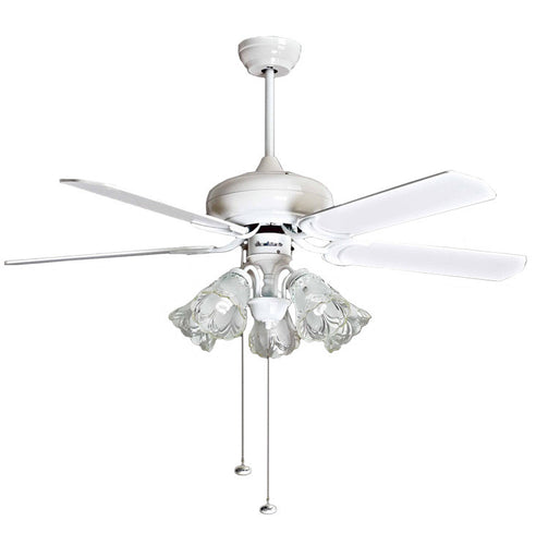 Topow 52YFA-004A 52 Inch Ceiling Fan 220-230 Volts 50Hz Export Only