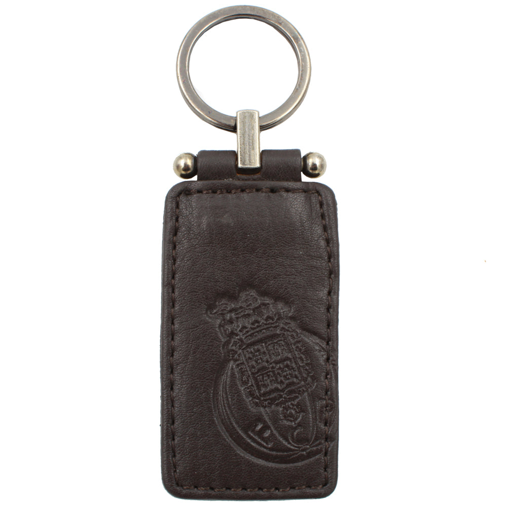 FC Porto Leather Man Keychain Officially Licensed Product #2592